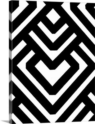Monochrome Patterns VI