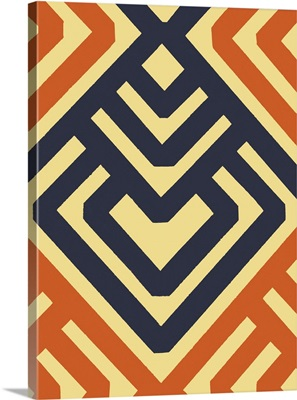 Monochrome Patterns VI in Multi