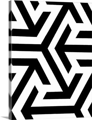Monochrome Patterns VIII