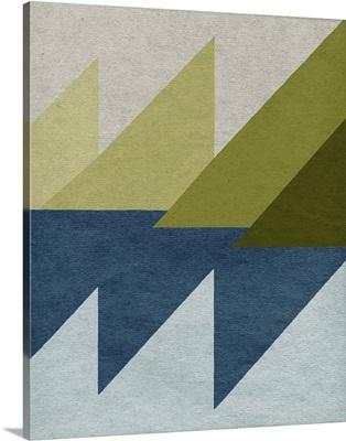 New Linen Geometrics D