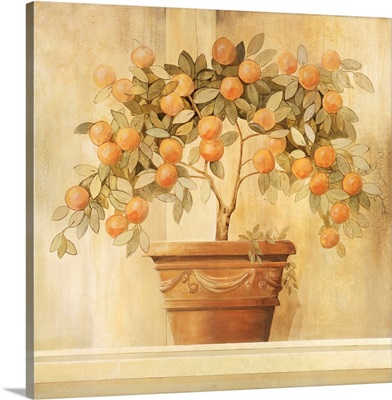 Orange Topiary