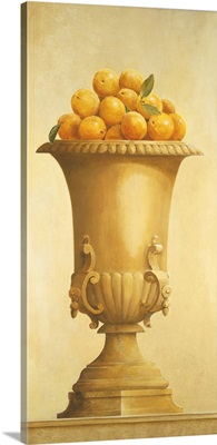 Oranges in Vase