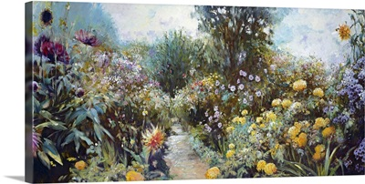 Pathway of Giverny