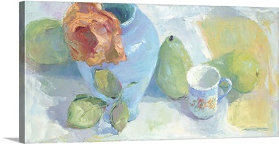 Pears and Rose I