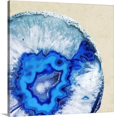 Phthalo Blue Agate II