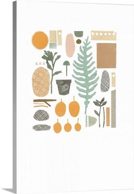 Plant Collage 1