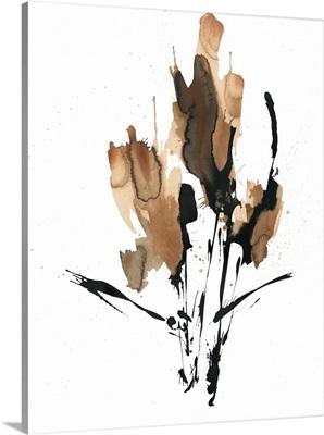 Sepia Florals 3
