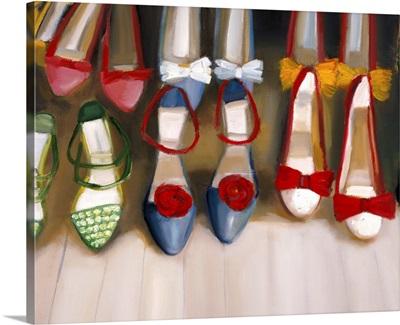 Shoe Siege