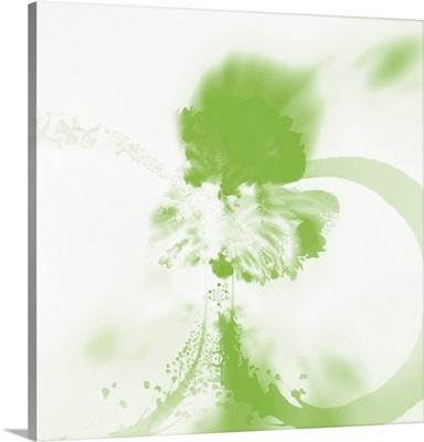 Splash Rings - Green