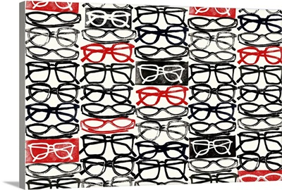 Stacked Eyeglasses 2