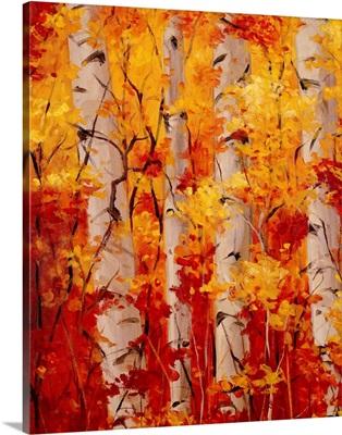 The Magnificent Season of Autumn B