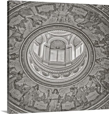 US Capitol Architecture