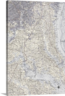 Washington DC Map B