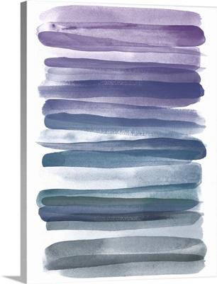 Watercolor Stripes B
