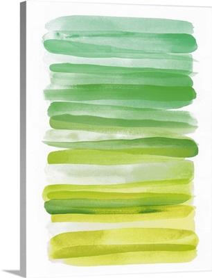 Watercolor Stripes D