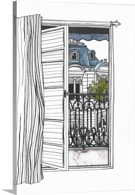 Window View no.2