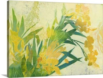 Yellow Iris II