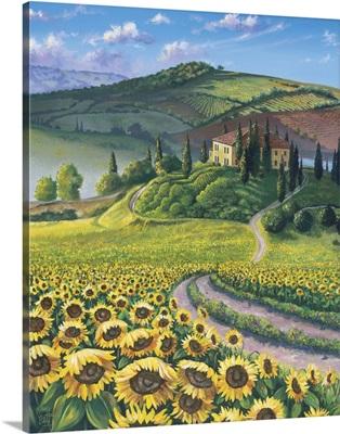 Golden Tuscana
