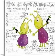 How to spot Aliens