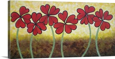 Heartful Flowers