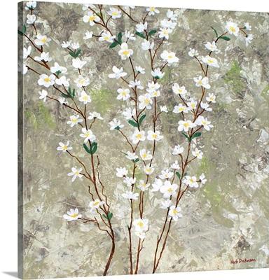 Pear Blossoms II