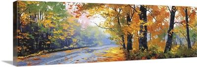 Autumn Backlight