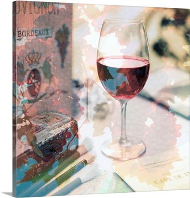 Bordeaux Vineyard Cafe 1