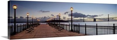 Broadway Pier Pano 115