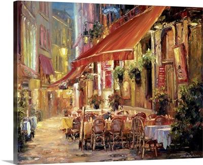 Cafe in Light