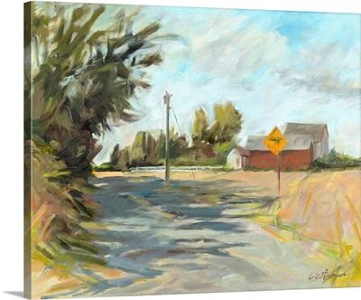 Dry Slough Road