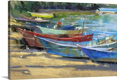 Fishing Boats Marta