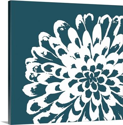 Graphic Flower I
