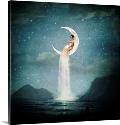 Moon River Lady