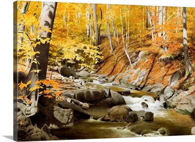 October Creek
