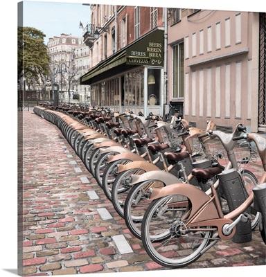 Paris City Ride no. 2