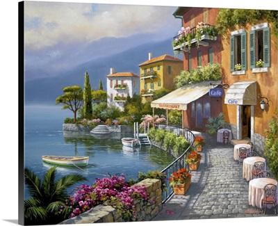 Seaside Bistro Cafe