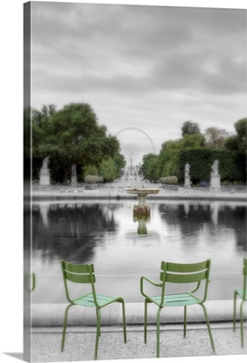 Tuileries Fountain no. 1