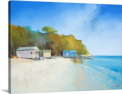 Walk On Shelly Beach