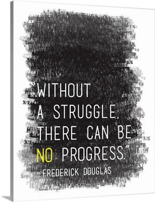 Without A Struggle