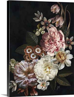 Blush Blooms I