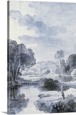 Periwinkle Pond III