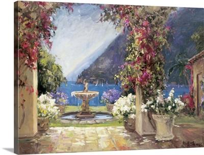 Seaside Fountain