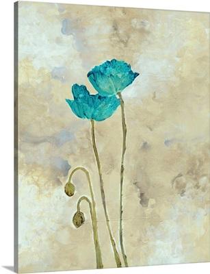 Tealqoise Flowers 1
