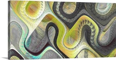 Serpentine Panel 3