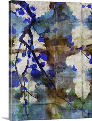 Shibori Blossom 1