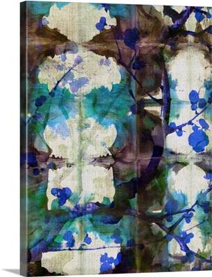 Shibori Blossom 2