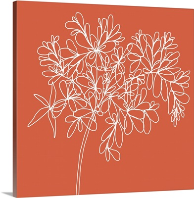 Blossom Pop Tangerine