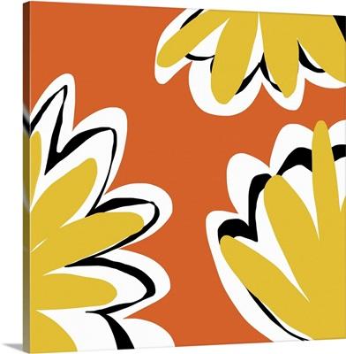 Oh So Pretty - Orange II