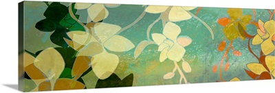 Shadow Florals - Panel