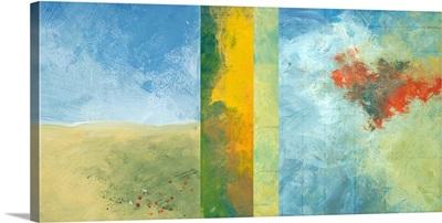 Textured Earth Panel I